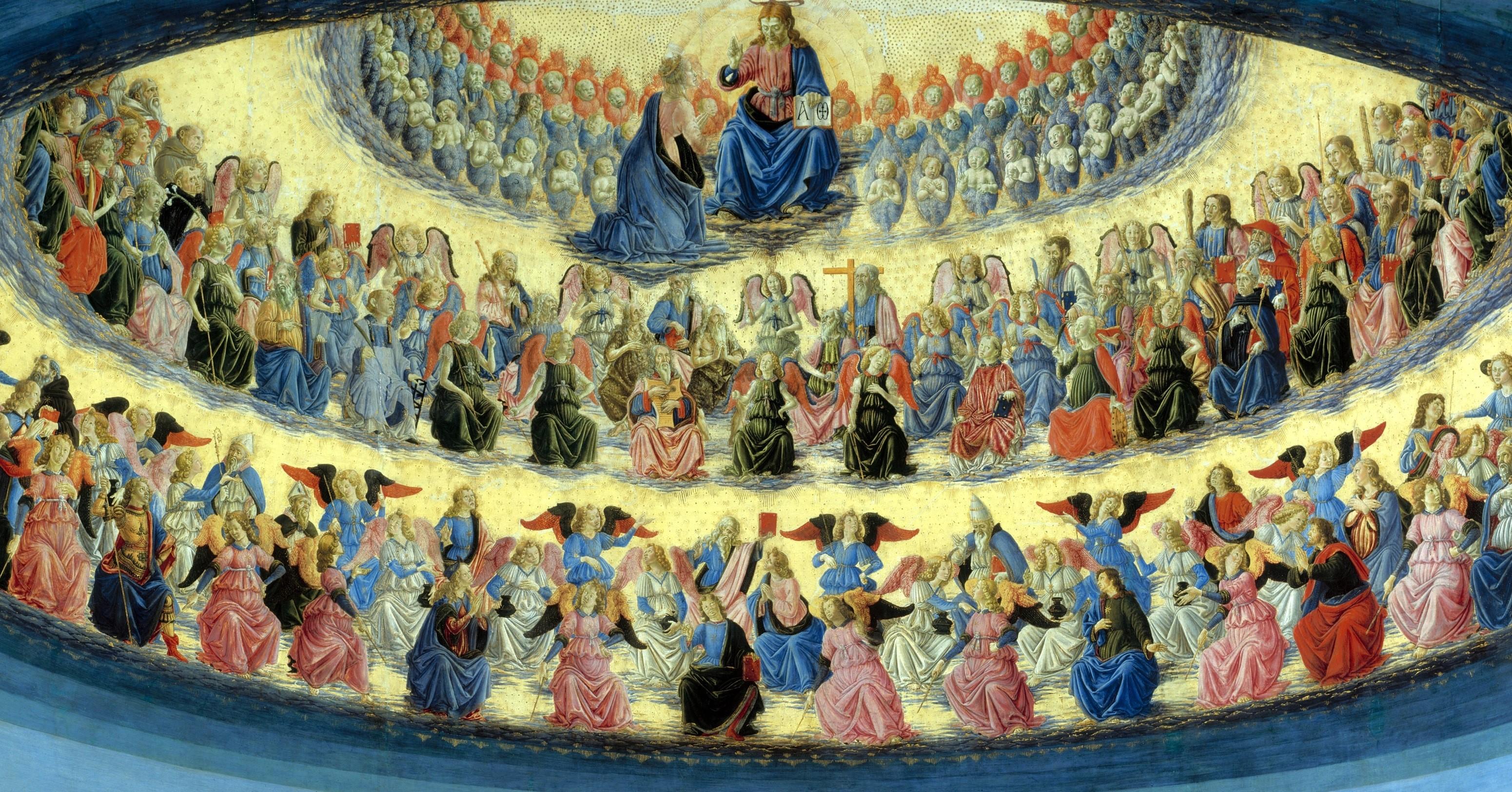 Suma de Teología: Creación de los ángeles
