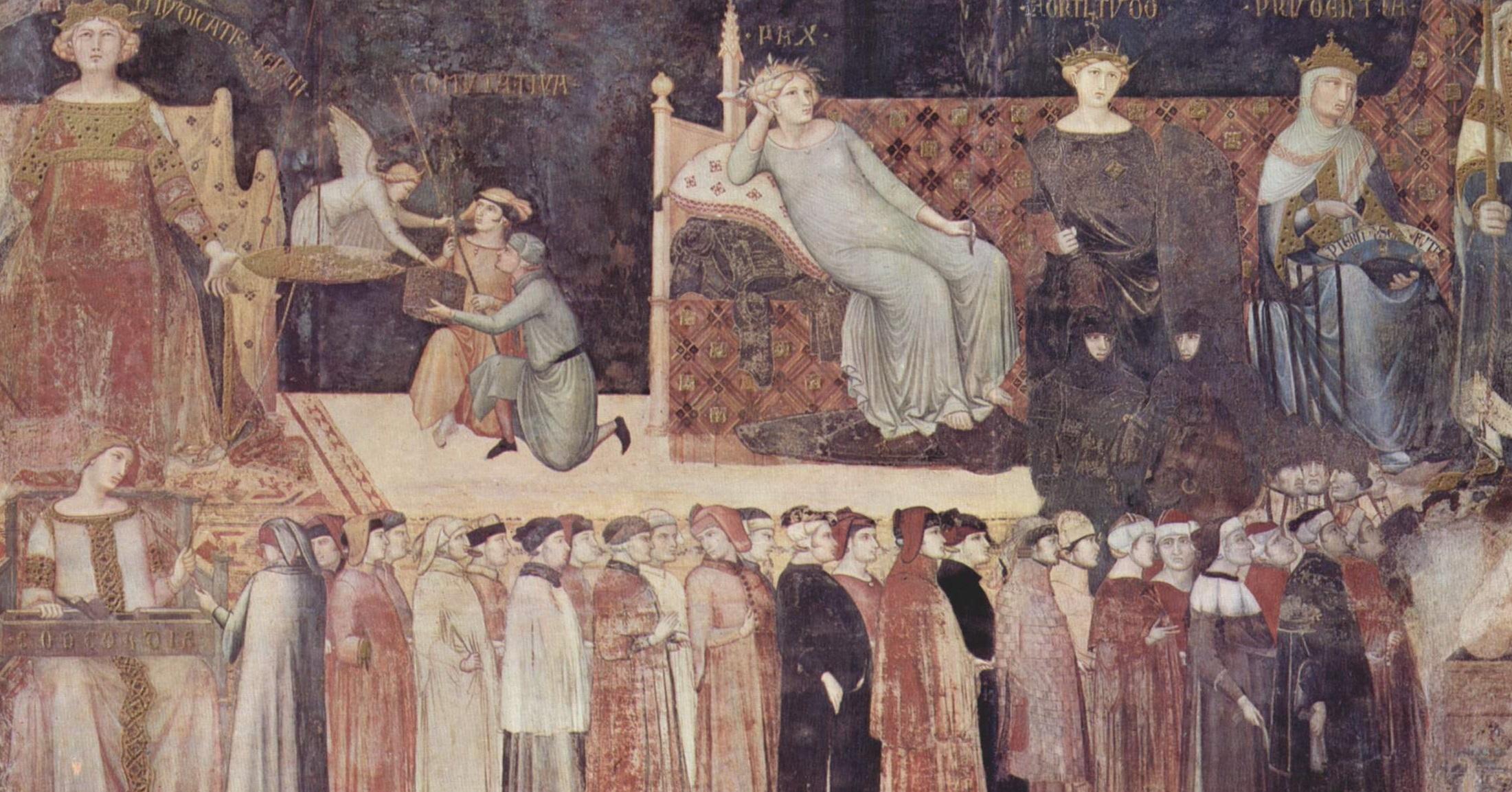 Cuestiones de Filosofía política: la primacía del bien común