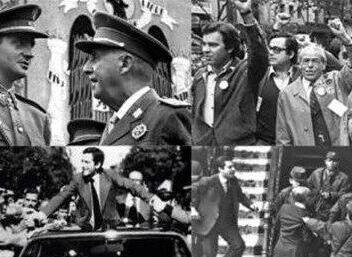 Reflexiones  políticas en torno a la  España contemporánea: De los pactos reformistas de la transición a la ruptura socialista