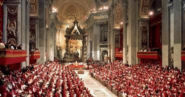 Magisterio de la Iglesia : EL CONCILIO VATICANO II (1962-1965)