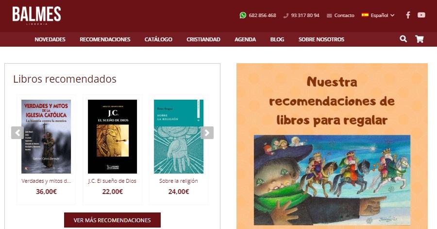 Librería Balmes