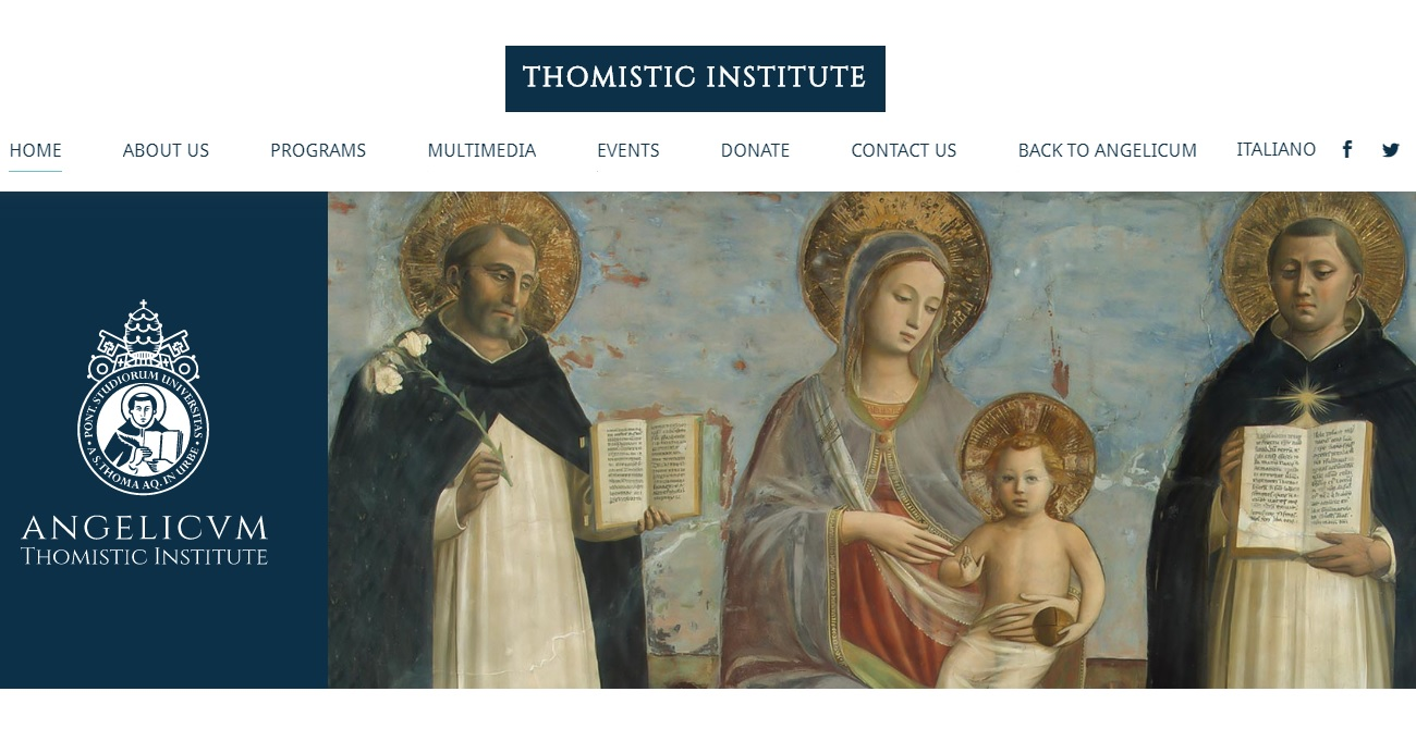 Thomistic Institute (Angelicum)