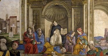 Tomás de Aquino y el camino filosófico hacia Dios