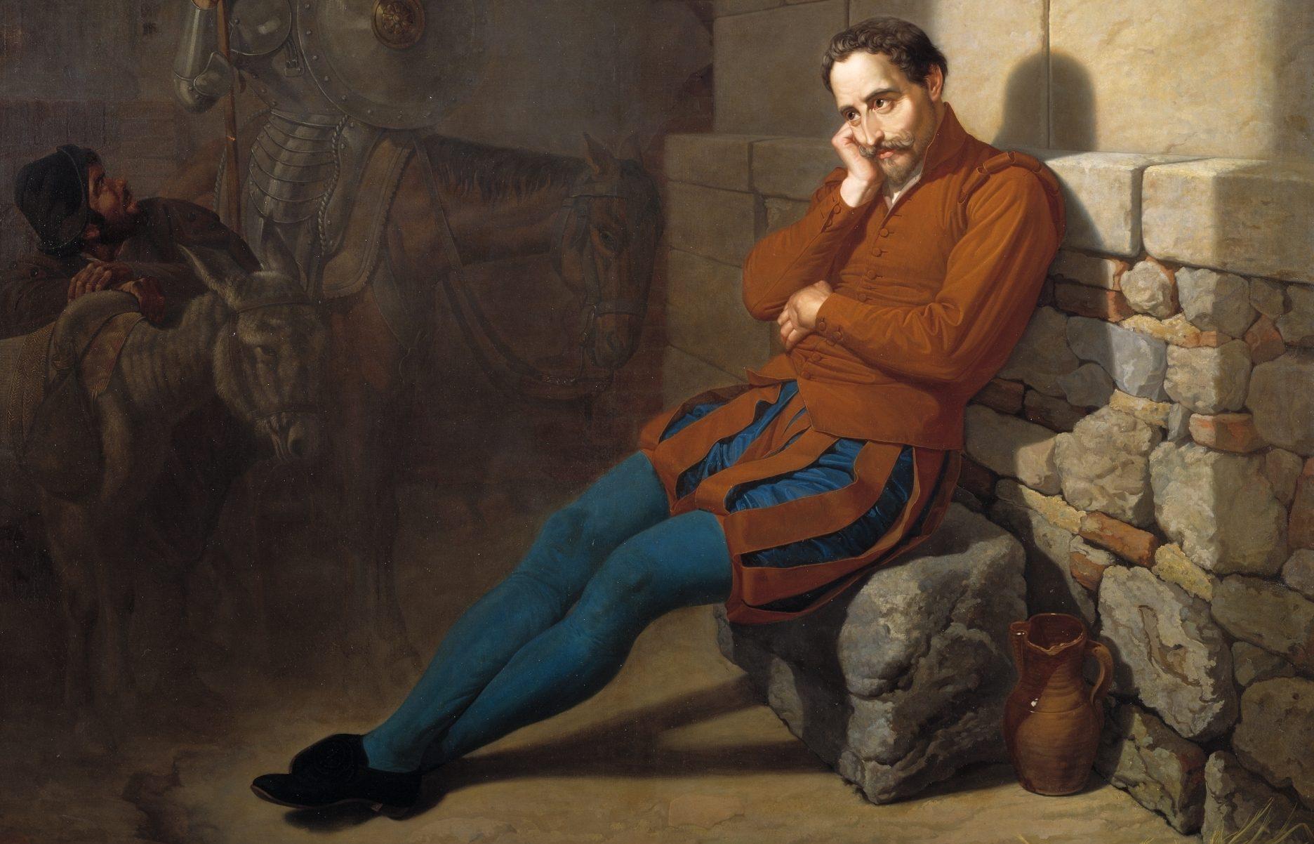 El Quijote de Cervantes II